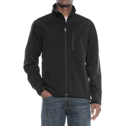 Tahari Soft Shell Jacket (For Men) in Black - Closeouts