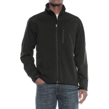 Tahari Soft Shell Jacket (For Men) in Black