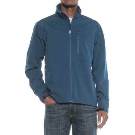Tahari Soft Shell Jacket (For Men) in Estate Blue - Closeouts