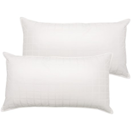 Tahari True Loft Down Alternative Pillow - King, 2-Pack in White