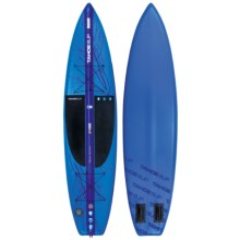 "Tahoe SUP Alpine Explorer Inflatable Stand-Up Paddle Board - 11'x31"" in See Photo - 2nds"