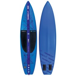 """Tahoe SUP Alpine Explorer Inflatable Stand-Up Paddleboard - 11'x30"""" in See Photo"""