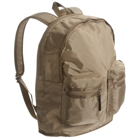 Taikan Spartan Backpack - 26L, Laptop Sleeve in Kahki