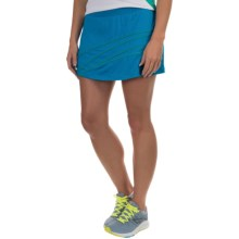 Tail Activewear Fatima Skort - Modern Fit (For Women) in Ocean Blue - Closeouts