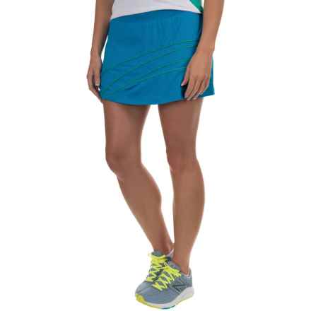 Tail Activewear Fatima Skort - Modern Fit (For Women) in Ocean Blue - Closeouts