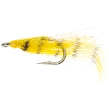 Tailing Bonefish Saltwater Fly - Dozen in Yellow - Closeouts