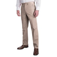 Tailorbyrd Classic Chino Pants (For Men) in Stone - Closeouts
