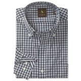 Tailorbyrd Donjay Check Shirt - Button Down, Long Sleeve (For Men)