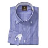 Tailorbyrd Gingham Multi-Check Sport Shirt - Long Sleeve (For Men)