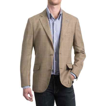 Tailorbyrd Houndstooth Sport Coat - Rayon Blend (For Men) in Brown - Closeouts