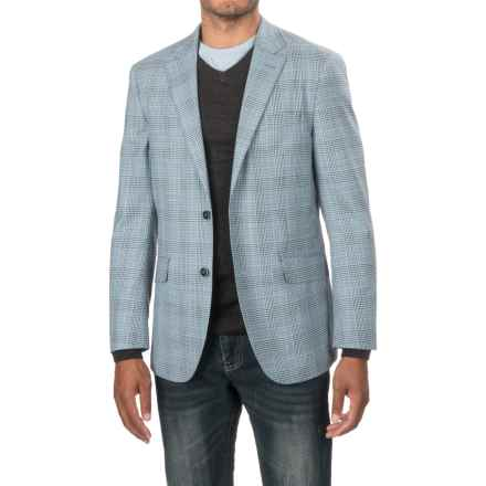 Tailorbyrd Plaid Sport Coat - Wool Blend (For Men) in Blue - Closeouts