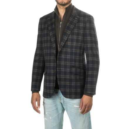 Tailorbyrd Wool-Blend Sport Coat (For Men) in Navy - Closeouts