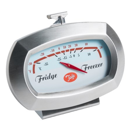 Tala Vintage Refrigerator and Freezer Thermometer in See Photo
