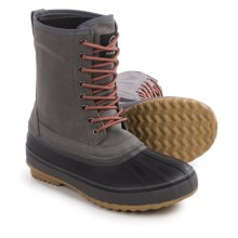 Tamarack Peak Pac Boots - Waterproof (For Men) in Grey - Closeouts