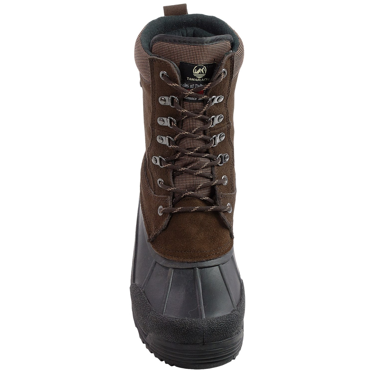 Tamarack Tundra Suede Pac Boots For Men Save 74