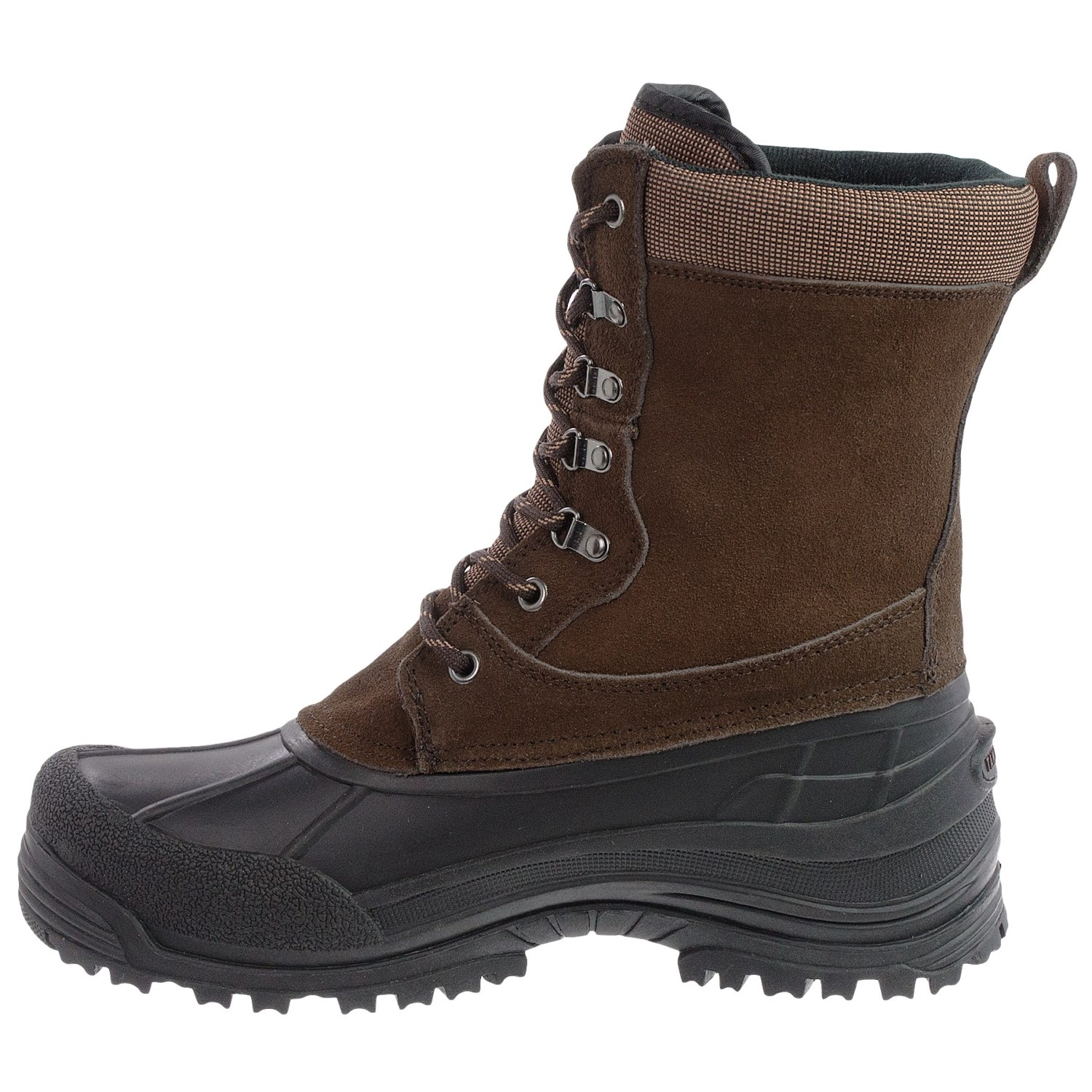 Tamarack Tundra Suede Pac Boots (For Men) - Save 67%