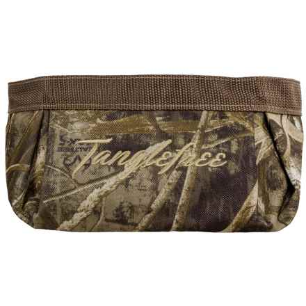 Tanglefree Collapsible Dog Bowl in Realtree Max5 - Closeouts
