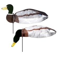 Tanglefree Drake Mallard Slammer Sock Decoys - 12-Pack in See Photo - Closeouts