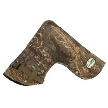 Tanglefree Fleece-Lined Tiller Mitt in Mossy Oak Duckblind - Closeouts
