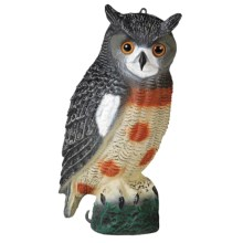 Tanglefree Magnum Owl Decoy in See Photo - Closeouts