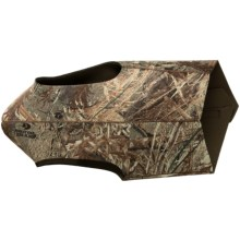 Tanglefree Neoprene Dog Vest - 5mm in Mossy Oak Duckblind - Closeouts