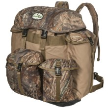 Tanglefree Ultimate Backpack in Mossy Oak Duckblind - Closeouts