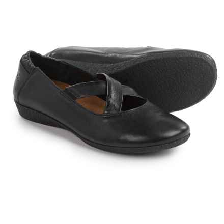 Taos Footwear Crosstown Shoes - Leather (For Women) in Black - Closeouts