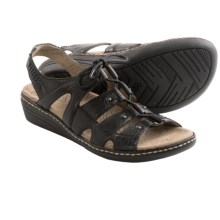 Taos Footwear Ghilbert Sandals (For Women) in Black - Closeouts
