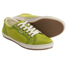 Taos Footwear Glyde Sneakers (For Women) in Lime - Closeouts