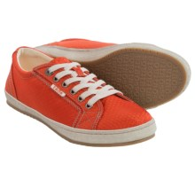Taos Footwear Glyde Sneakers (For Women) in Orange - Closeouts
