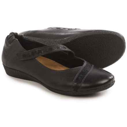 Taos Footwear Grace Mary Jane Shoes - Leather (For Women) in Black - Closeouts
