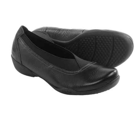 Taos Footwear Lilli Shoes - Slip-Ons (For Women) in Black - Closeouts