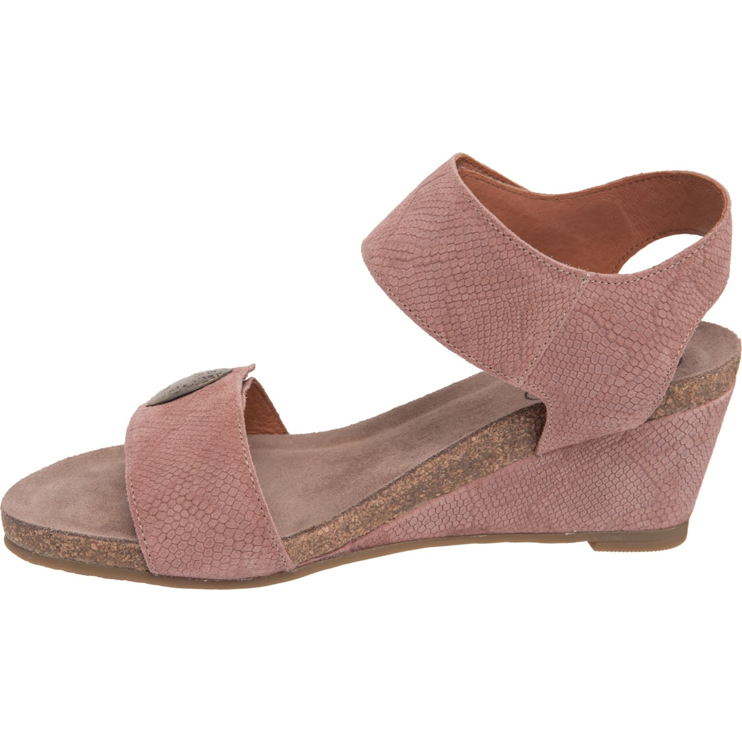 ac35d835c22e Taos Footwear Made in Portugal Carousel 2 Wedge Sandals - Leather (For Women )