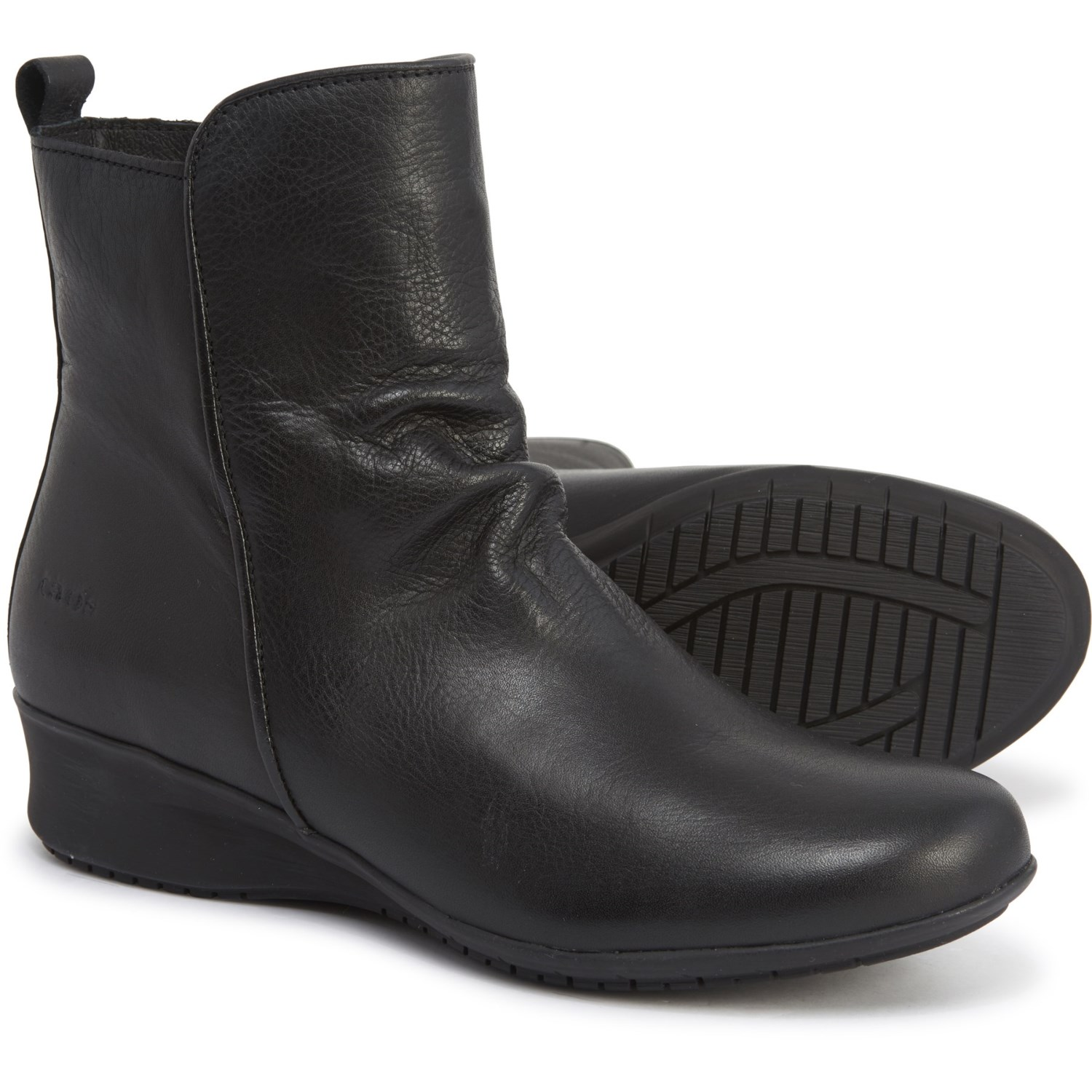 Taos Footwear Made in Portugal Elite Booties Leather (For Women)