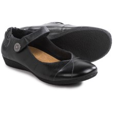 Taos Footwear Recipe Mary Jane Shoes - Leather (For Women) in Black - Closeouts