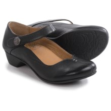 Taos Footwear Samba 2 Mary Jane Shoes - Leather (For Women) in Black - Closeouts