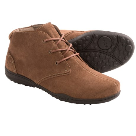 Taos Footwear Stellar Ankle Boots Suede For Women