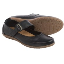 Taos Footwear Talent Mary Jane Shoes - Leather (For Women) in Black - Closeouts
