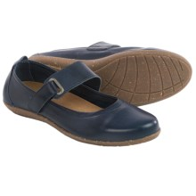 Taos Footwear Talent Mary Jane Shoes - Leather (For Women) in Navy - Closeouts