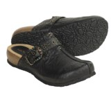 Taos Footwear Uptown Clogs - Leather (For Women)
