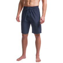 Tapout Box Texture Training Boardshorts (For Men) in Navy - Closeouts