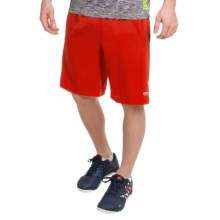 Tapout Power Woven Training Shorts (For Men) in Flame - Closeouts