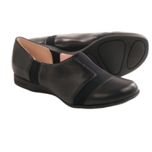 Taryn Rose Tarsha Shoes - Slip-Ons (For Women) in Black - Closeouts