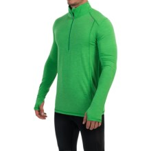 tasc Compass Rayon-Merino Wool Shirt - UPF 50+, Long Sleeve (For Men) in Island Green - Closeouts
