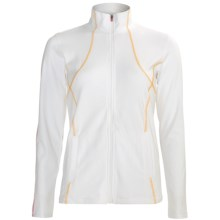 Tasc Incline Running Jacket - UPF 50+ (For Women) in White - Closeouts