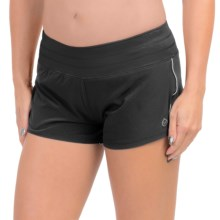 tasc Magnolia Shorts - UPF 50+ (For Women) in Black - Closeouts