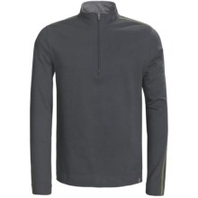 Tasc Piedmont Fleece Pullover - UPF 50+, Zip Neck (For Men) in Gunmetal - Closeouts