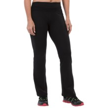 Tasc Wow Pants - UPF 50+ (For Women) in Black - Closeouts