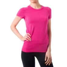 tasc Zest Shirt - UPF 50+, Organic Cotton, Short Sleeve (For Women) in Fruit Punch - Closeouts