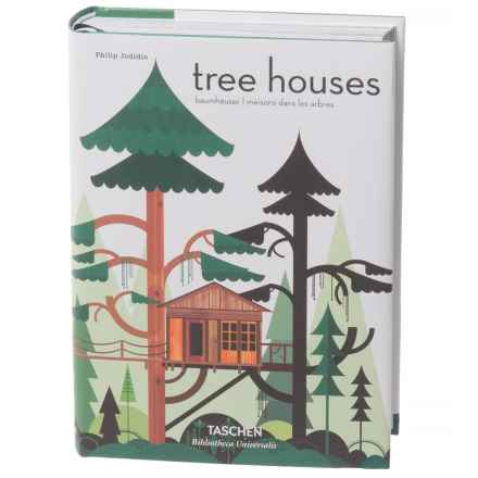 Taschen Books Tree Houses: Fairy Tale Castles in the Air, Hardcover Book in Multi - Closeouts